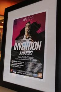 MAKO Invention Awards 2015