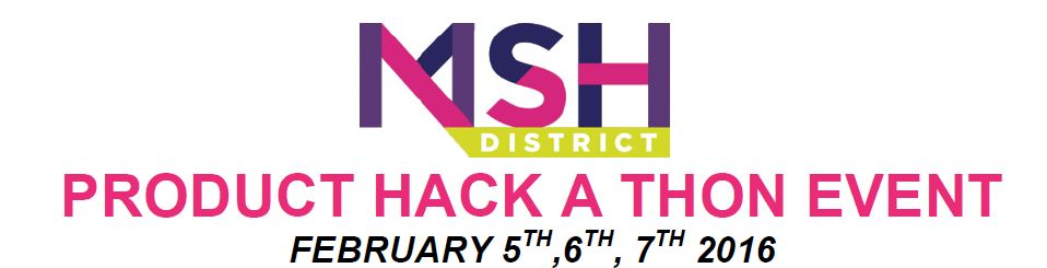 Product Hackathon Event
