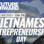 FutureForward Vietnamese Entrepreneurship Day
