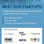 Meet Our Start Ups