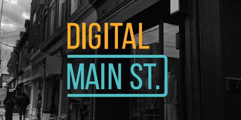 Digital Mainstreet poster