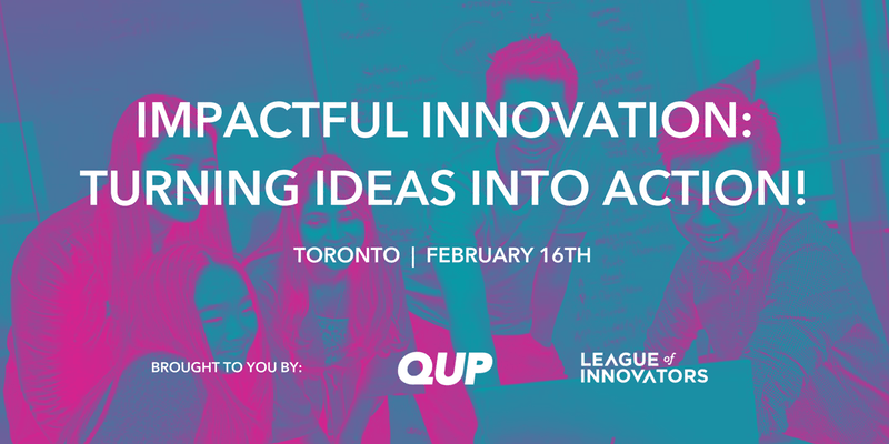 Impactful Innovation:Turning Ideas Into Action!