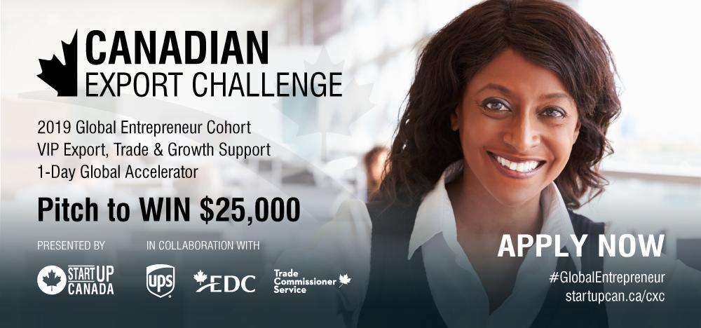 The Canadian Export Challenge