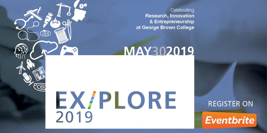 Ex/Plore 2019 Poster