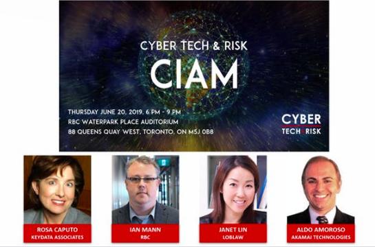 Cyber Tech & Risk CIAM Event