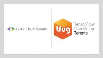 Google Cloud Toronto Tensor Flow Logo