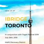 iBridge Toronto Entrepreneur Conference July 26, 2019
