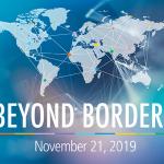 George Brown College International Centre Beyond Border Logo