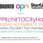 Pitch It To City Hall