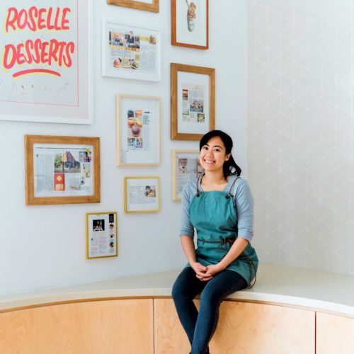 Stephanie Duong Roselle Desserts