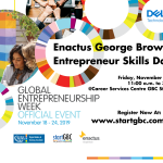 Enactus George Brown Entrepreneur Skills Day