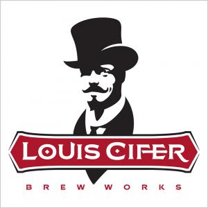 louis cifer brewery logo