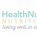 Health Nut Nutrition-Logo