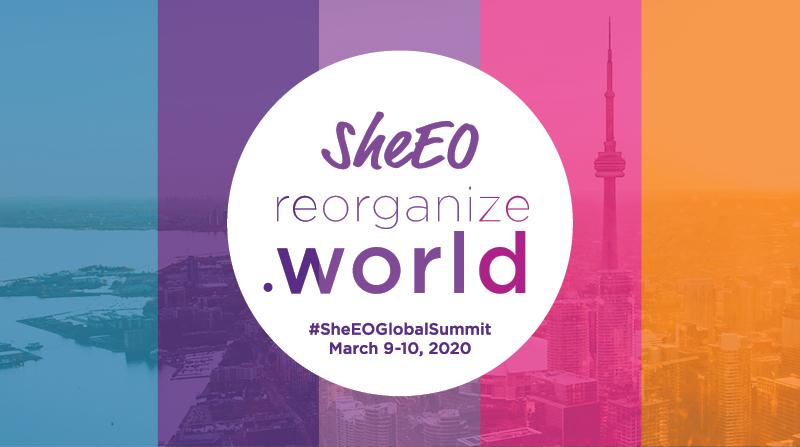 SheEO-summit-2020 Poster