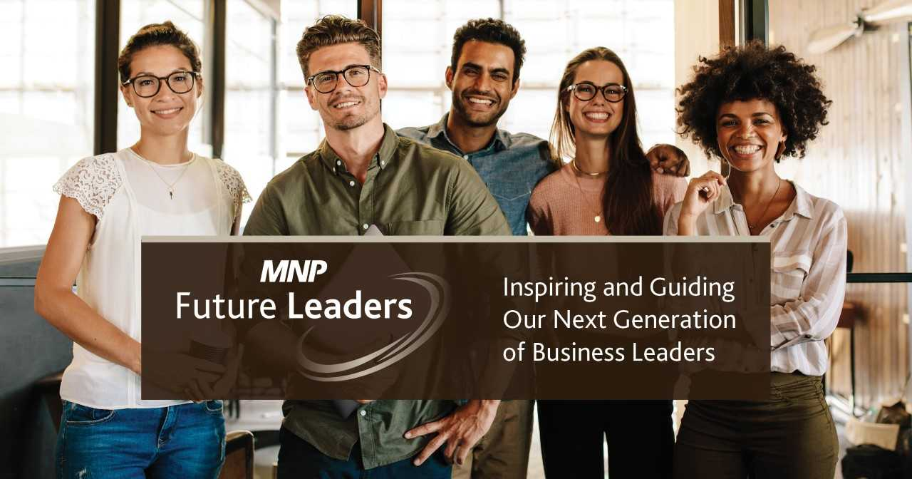 MNP Future Leaders Poster