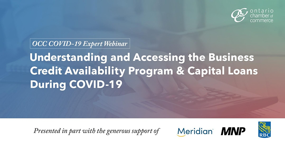 Understanding and accessing BCAP and Capital Loans during COVID-19_poster