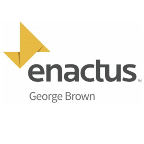 Enactus George Brown Logo
