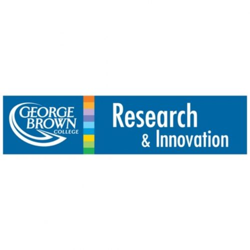 George Brown College Research & Innovation Logo