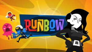 13 AM GAMES_RUNBOW_POSTER