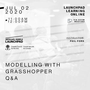 Artscape Daniels Launchpad - July 2nd