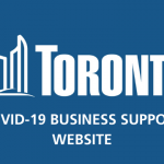 City of Toronto COVID-19 Website