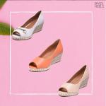 Brazil Heels Pink Background