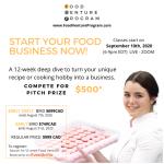Food Venture Program