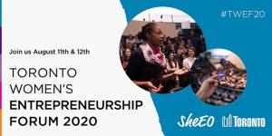 SheEO Virtual Event