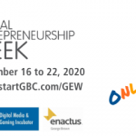 startGBC Global Entrepreneurship Week Logo