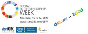 startGBC Global Entrepreneurship Week Logo