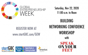 GEW BUILDING NETWORKING CONFIDENCE