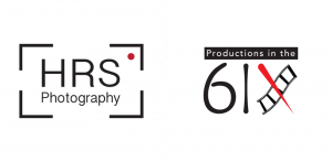 HRS Photography and Productions in the 6ix Logo's