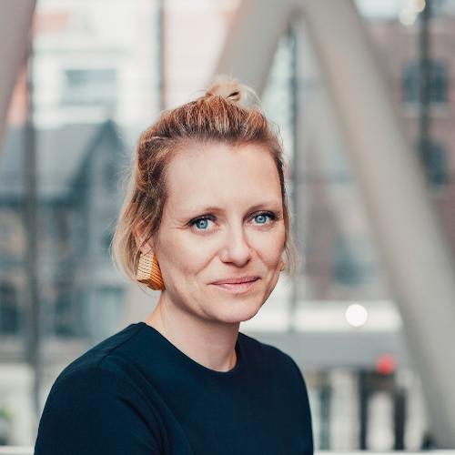 Sarah Power, Founder, INLAND Bio Picture