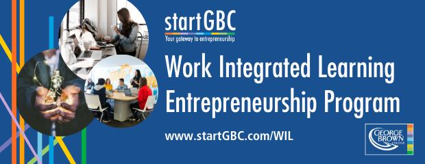 startGBC Work Integrated Learning Entrepreneurship Program logo