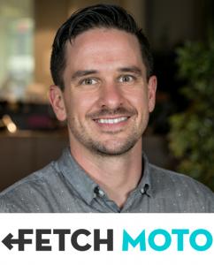 Jesse Thompson Fetch Moto bio picture and logo