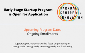 Early Stage Startup Program