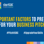 3 important factors to prepare for business pitch