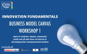 Innovation Fundamentals BMC Workshop 1