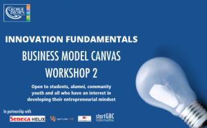 Innovation Fundamentals BMC Workshop 2
