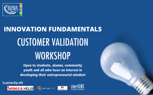 Innovation Fundamentals Customer Validation