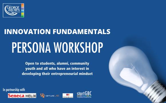Innovation Fundamentals Persona Workshop