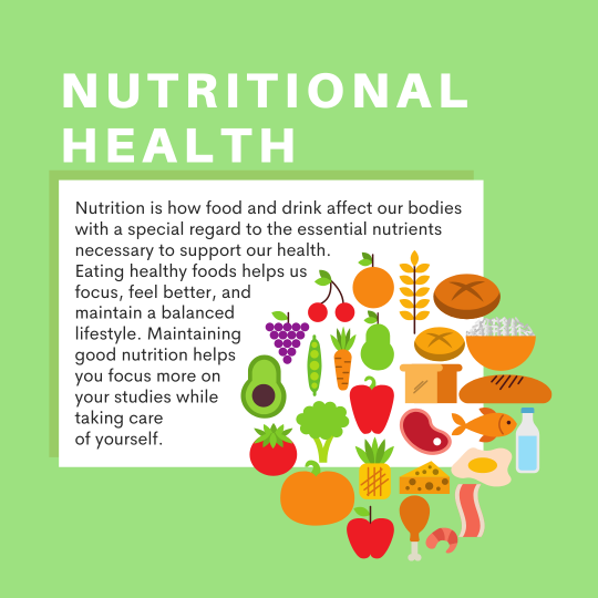 Nutritional Health Tips