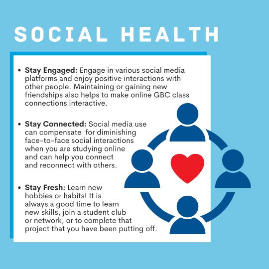 Social Health Tips