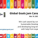 Global Goals Jam Canada 2021