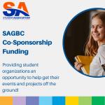 SAGBC Co-Sponsorship Funding