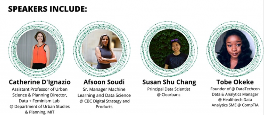 Toronto Womxn in Data Science Conference 2021