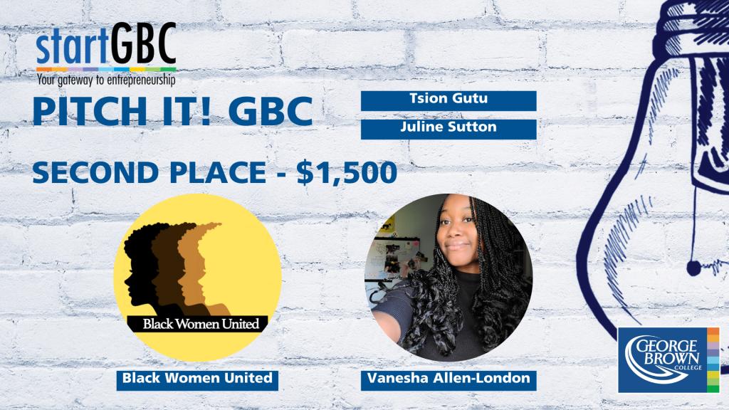 Pitch IT_Black Women United_Vanesha