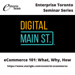 eCommerce 101: what, why, how