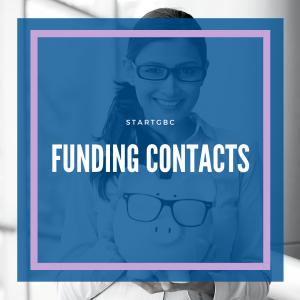 Funding Contacts_startGBC