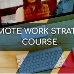 Remote work strategy course